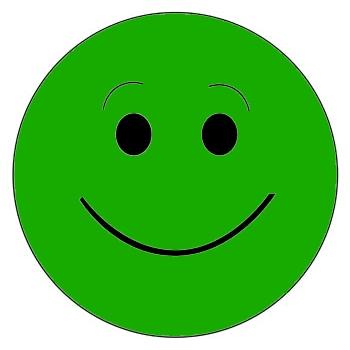 smile verde